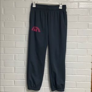 Youth Under armor loose jogging pants